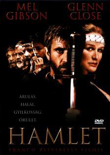ZEFFIRELLI - HAMLET /MEL GIBSON/ DVD
