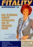 Ditrói Mária - FITALITY ALAPPROGRAM 1-2. HAS- ÉS HÁTIZOM [DVD]
