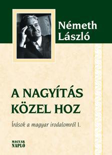 Németh László - Történet és vallomás (Írások a magyar irodalomról I.)