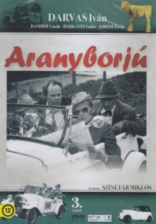 SZINETÁR MIKLÓS - ARANYBORJÚ 3.