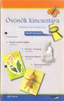 Csendes Krisztina - Óvónők kincsestára 2008. február [antikvár]