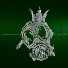 ANNA &THE BARBIES - Anna & the Barbies - Szabadesés CD