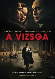 Bergendy Péter - A VIZSGA DVD