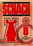 - Schach 1980/8 [antikvár]