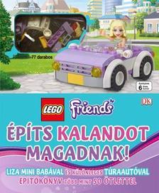 Lego Friends - Építs kalandot magadnak!