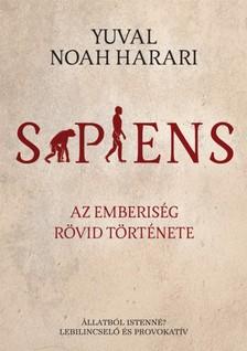 Yuval Noah Harari - Sapiens [eKönyv: epub, mobi]