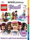 - Lego Friends Matricás játékkönyv