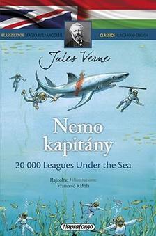 - Klasszikusok magyarul-angolul: Nemo kapitány