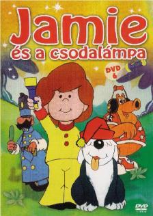 - JAMIE ÉS A CSODALÁMPA 6. - DVD