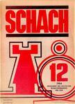 - Schach 1984/12 [antikvár]