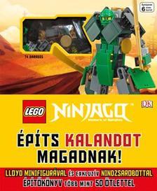 - Lego Ninjago - Építs kalandot magadnak!