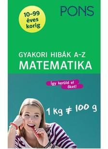 Tanja Reimbold, Muskovits István - PONS Gyakori hibák - Matematika