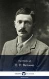 Benson, E. F. - Delphi Works of E. F. Benson US (Illustrated) [eKönyv: epub, mobi]