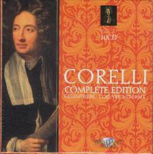 CORELLI - CORELLI - COMPLETE EDITION 10CD BAUDET, YAMAGATA, BRÜGGEN, TER LINDEN