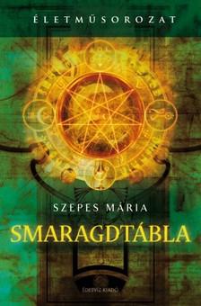 SZEPES MÁRIA - Smaragdtábla [eKönyv: epub, mobi]