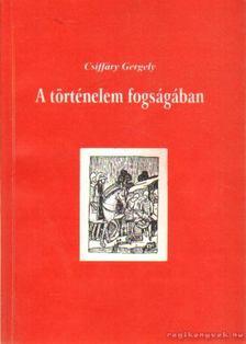Csiffáry Gergely - A történelem fogságában [antikvár]