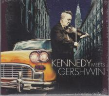 GERSHWIN - MEETS CD KENNEDY