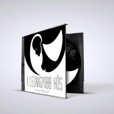 HONEYBEAST - HONEYBEAST CD- A LEGNAGYOBB HŐS