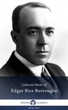 Edgar Rice Burroughs - Delphi Works of Edgar Rice Burroughs (Illustrated) [eKönyv: epub,  mobi]
