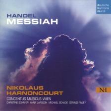 Handel - MESSIAH 2SACD HARNONCOURT, SCHAFER, LARSSON, SCHADE, FINLEY