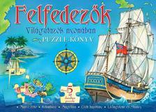 Felfedezők - puzzle könyv