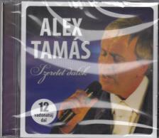 Alex Tamás - SZERETET DALOK CD