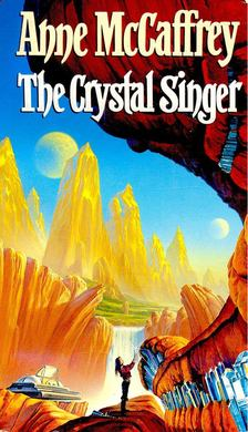 Anne McCaffrey - The Crystal Singer [antikvár]
