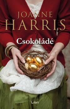 Joanne Harris - Csokoládé [eKönyv: epub, mobi]