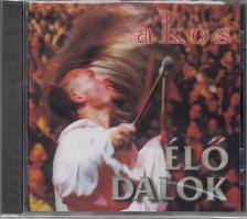 - ÉLŐ DALOK CD