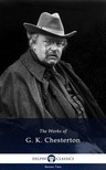 Chesterton G. K. - Delphi Works of G. K. Chesterton (Illustrated) [eKönyv: epub,  mobi]