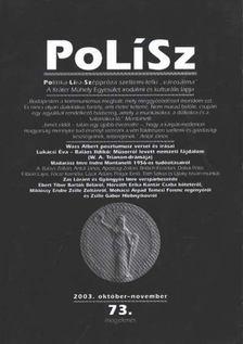 PoLíSz 2003/október-november [antikvár]