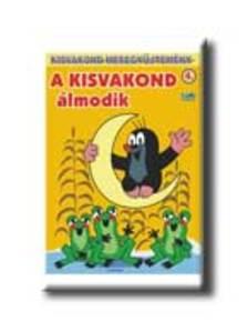 KISVAKOND MESEGYŰJTEMÉNY 4. - KISVAKOND ÁLMODIK  DVD