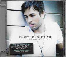 ENRIQUE IGLESIAS - GREATEST HITS CD ENRIQUE IGLESIAS