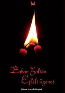 Babar Zoltán - Éjféli üzenet