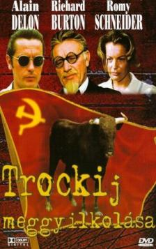 - TROCKIJ MEGGYILKOLÁSA  DVD