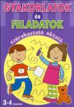 Emanuele Carletti - Gyakorlatok és feladatok - szórakoztató tanulás 3-4 éveseknek