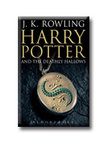J. K. Rowling - HARRY POTTER AND THE DEATHLY HALLOWS - (GYEREK) KÖTÖTT