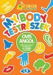 Ovis Angol - Játékos angol nyelvű foglalkoztató 4-7 éves gyerekeknek - My body-testrészek<!--span style='font-size:10px;'>(G)</span-->