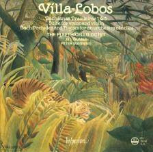 VILLA-LOBOS - BACHIANAS BRASILEIRAS NO.1 CD GOMEZ, MANNING