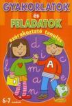 Emanuele Carletti - Gyakorlatok és feladatok - szórakoztató tanulás 6-7 éveseknek