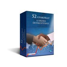 . - 52 gyakorlat a sikeres értékesítéshez - Önfejlesztő kártya