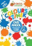 Ovis Angol - Játékos angol nyelvű foglalkoztató 4-7 éves gyerekeknek -Colours-Színek<!--span style='font-size:10px;'>(G)</span-->