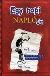 Jeff Kinney - Egy ropi naplója 1. képes regény - kemény borítós