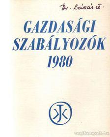 Horváth László - Gazdasági Szabályozók [antikvár]