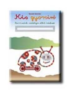 Bocsák Veronika - KIS GYORSÍRÓ -HARMADIK O.ELŐÍRT ÍRÁSF.DI-098032