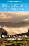 TruthBeTold Ministry, Joern Andre Halseth, Hermann Menge - Biblia Polsko Niemiecka [eKönyv: epub,  mobi]