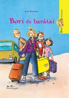 Julia Boehme - Bori és barátai [eKönyv: epub, mobi]