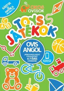 - Ovis Angol - Játékos angol nyelvű foglalkoztató 4-7 éves gyerekeknek- Toys-játékok