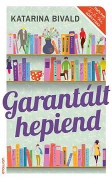 Katarina Bivald - Garantált hepiend [eKönyv: epub, mobi]