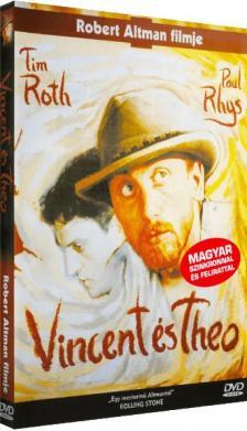 ROBERT ALTMAN - VINCENT ÉS THEO  DVD